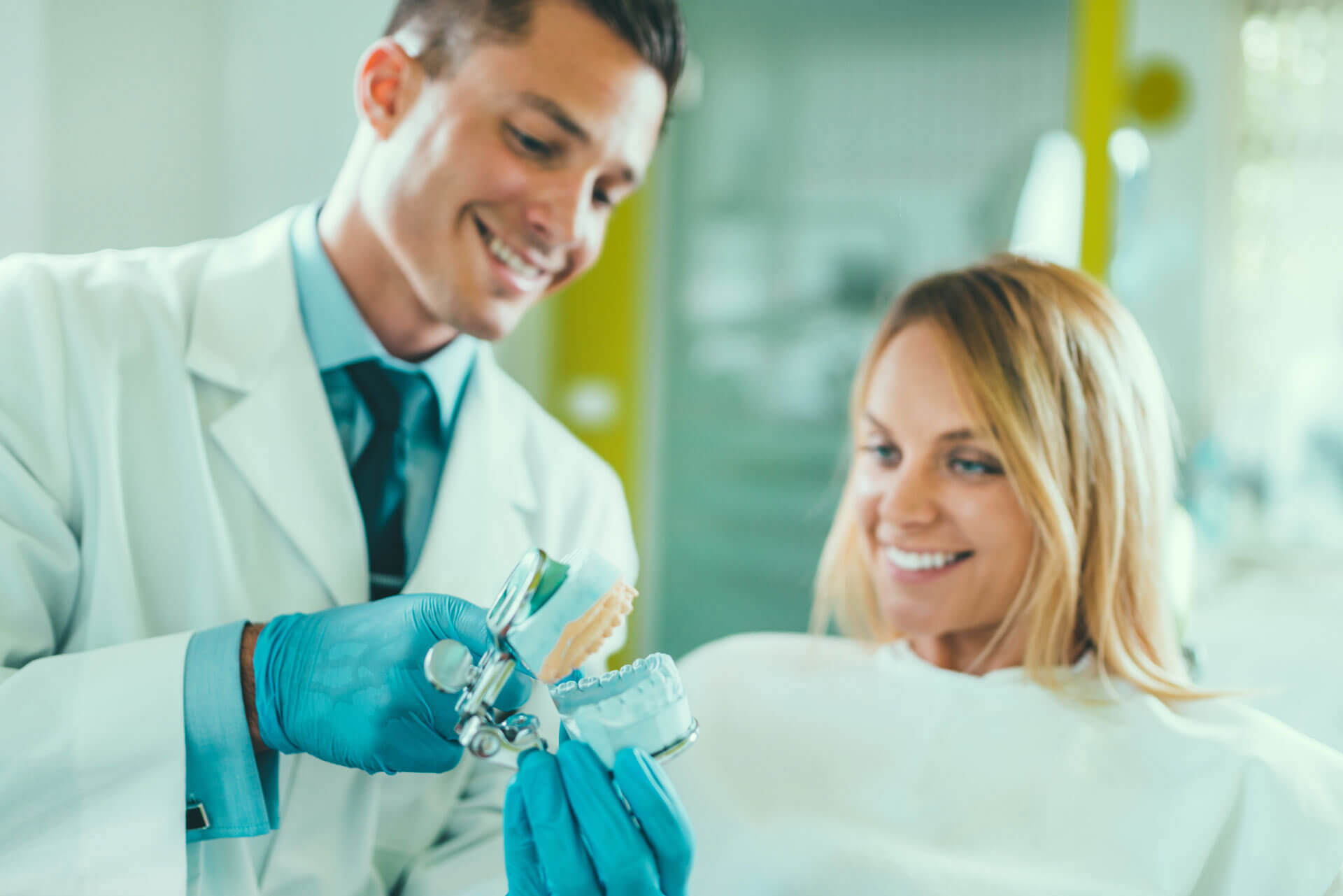 Traitements dentaires solution dentaire