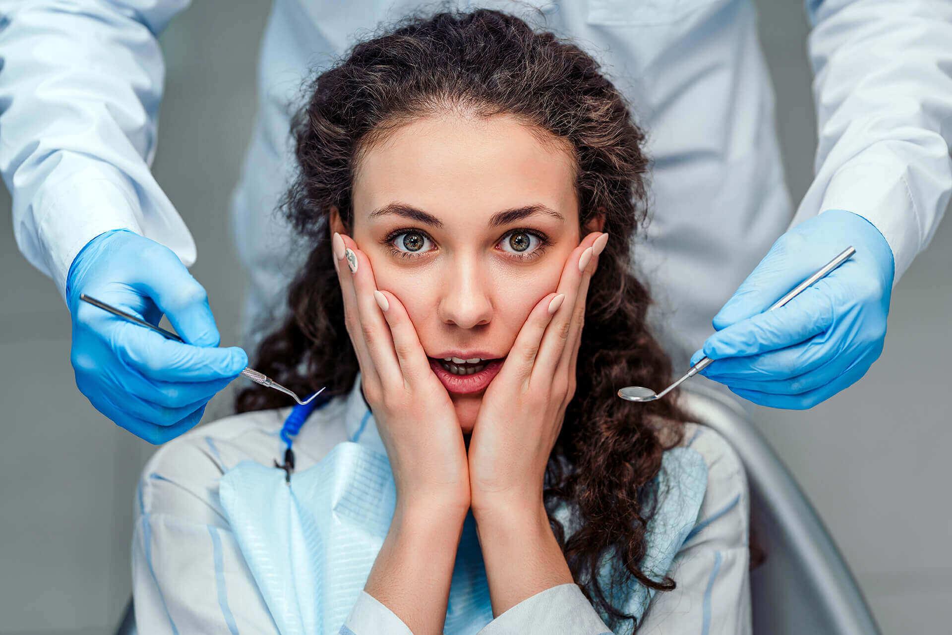 la peur du dentiste